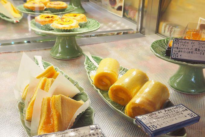 パォンデローだけではないぞ!ポルトガル菓子