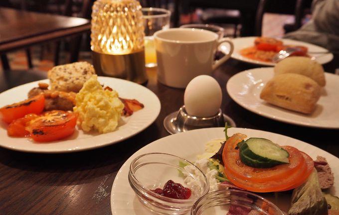 朝食は鍋から!