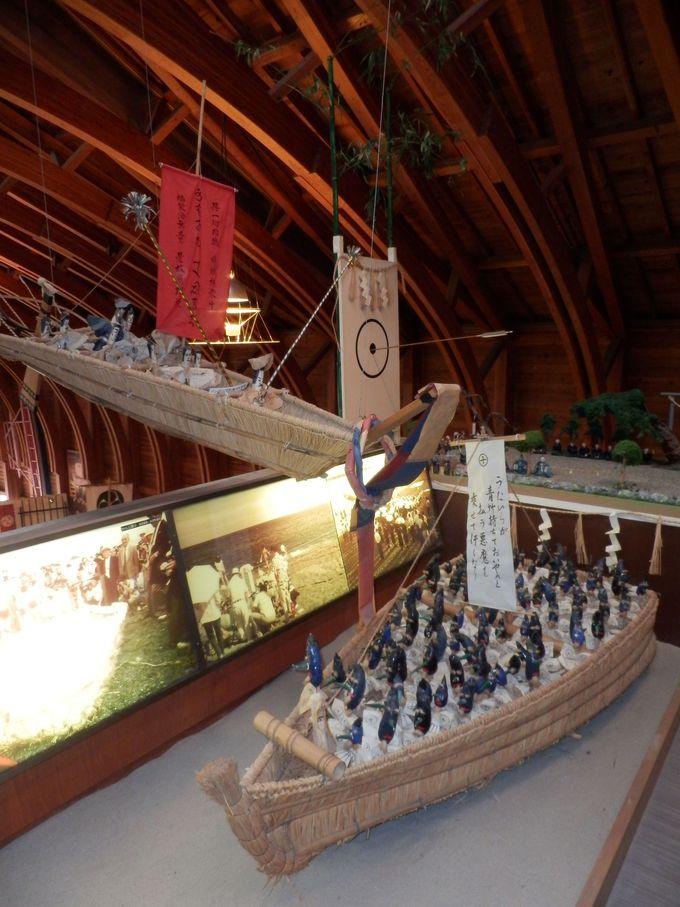 海と深い関わりを持つお盆の祭礼・精霊船
