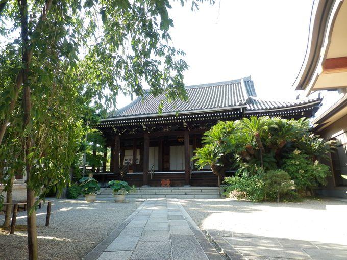 アーネスト・フェノロサゆかりの浄教寺