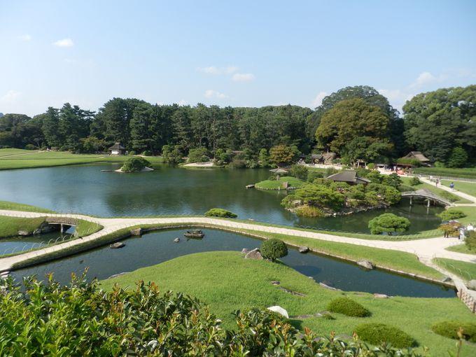 必ず行きたい観光名所!日本三名園のひとつ「岡山後楽園」