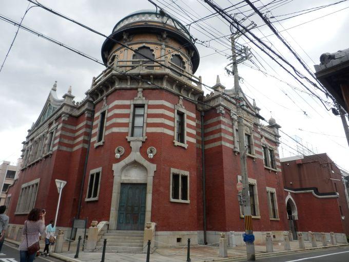 こんな近代建築も!伊東忠太の設計による伝道院