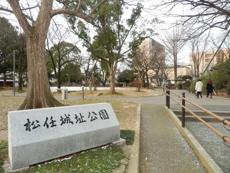 石川県・松任駅の地下に眠る松任城!その規模は想像以上!