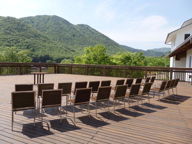 雄大な大自然も満喫しよう!篠山市の兵庫陶芸美術館