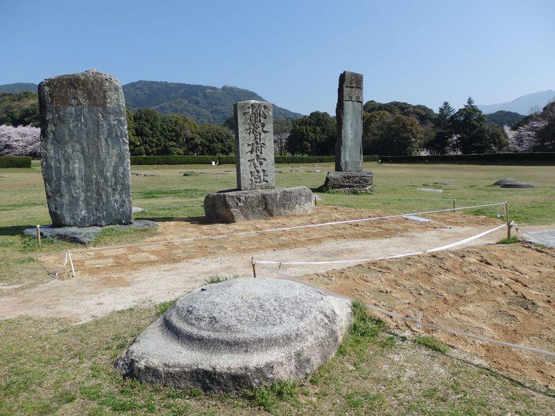 数々の歴史に彩られた「遠の朝廷」!福岡・大宰府跡をめぐる旅