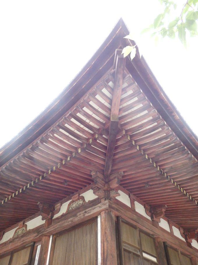 細部をじっくり観察しよう!「新和様」としての建築意匠の数々