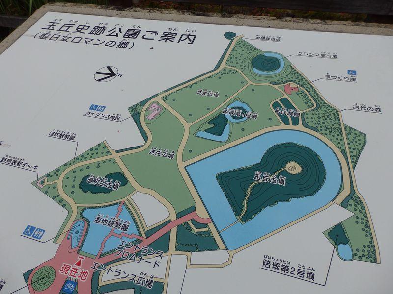 珍しい帆立貝式まで!国指定史跡・兵庫県加西市の玉丘古墳群