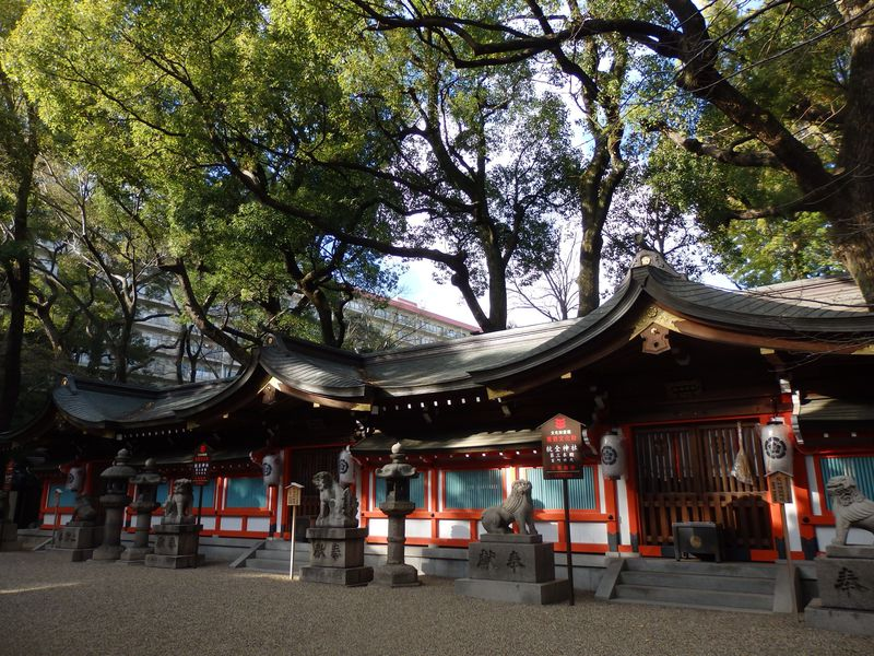 中世自治都市の魅力を堪能!大阪市の大規模環濠都市・平野郷