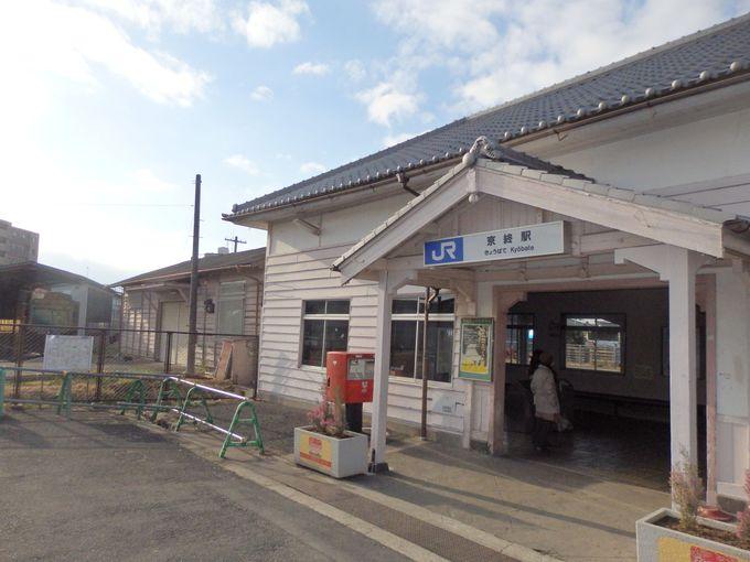 リフトの発着駅!?物資の集積地としての役割をになったJR京終駅
