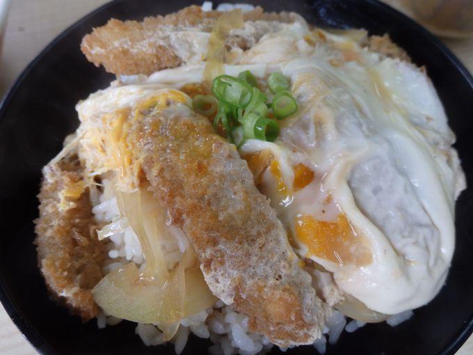 笠岡を代表するB級グルメ「シャコ丼」