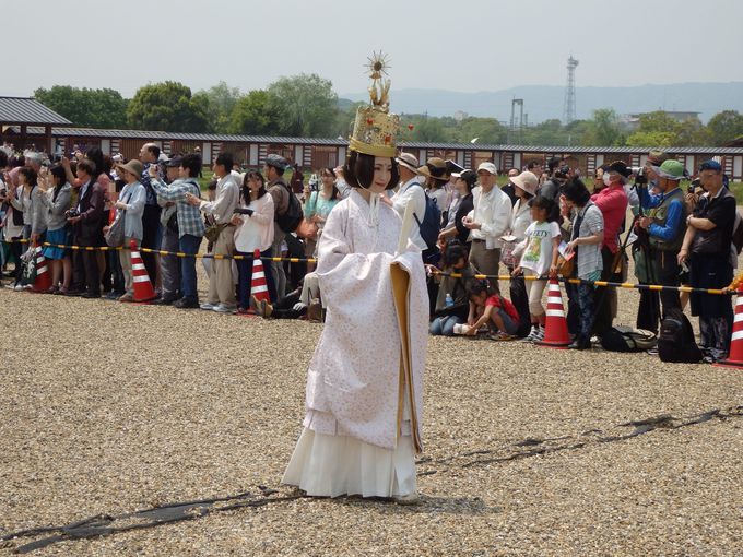 奈良時代の天皇が続々登場!平城京への遷都を成し遂げた元明天皇