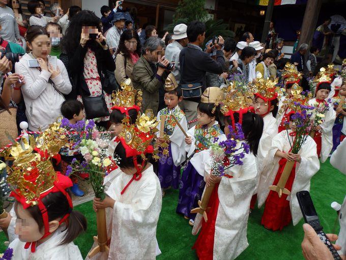 弘法大師と深い関わりを持つ!5月5日にとりおこなわれる弘法寺の踟供養