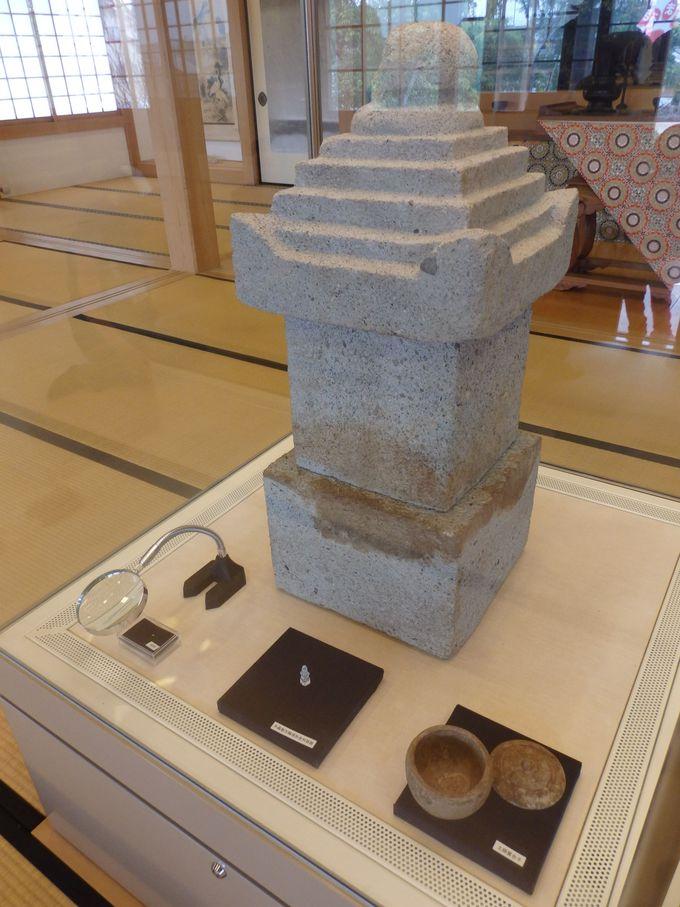 特別な古墳と崇められてきた証拠か?達磨寺3号墳の出土品