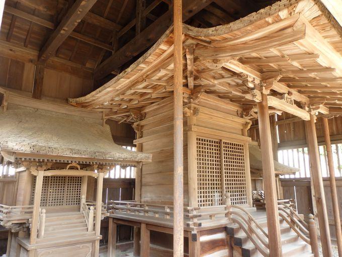 重要文化財に指定されているのは全国でたった3ケ所!そのうちの一つ・番神堂