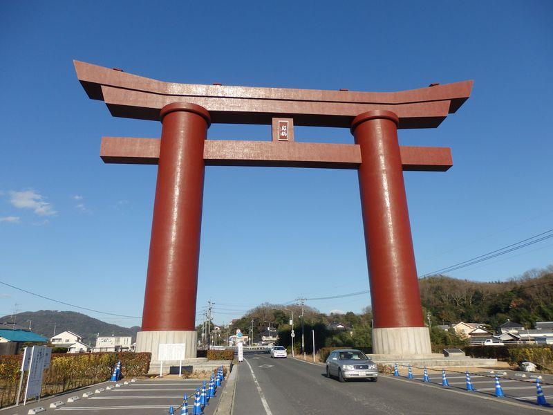 岡山県最強のパワースポット!最上稲荷は巨大建造物のメッカ