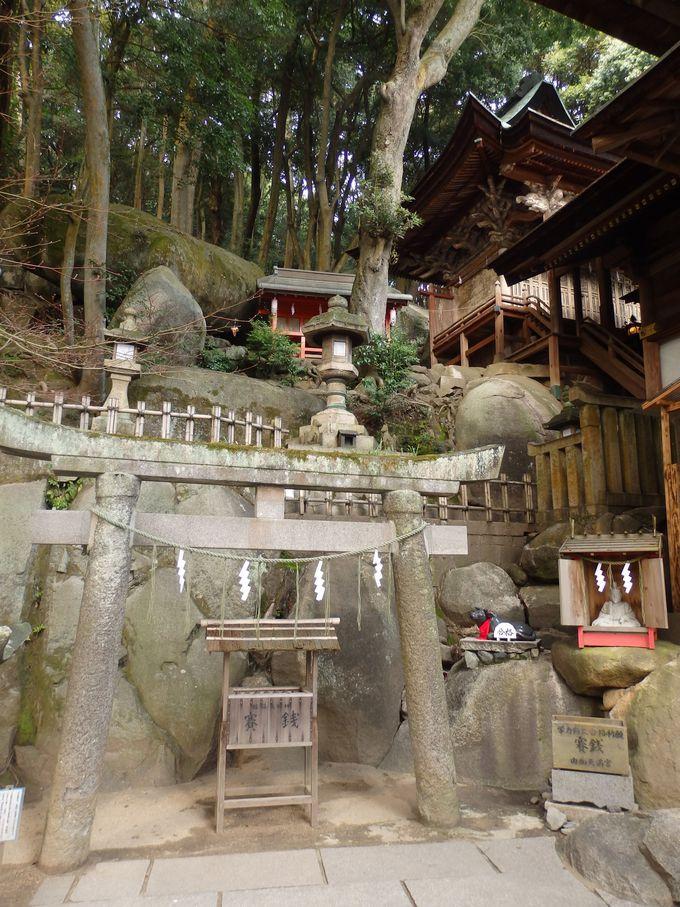 由加神社本宮の起源を探る!巨大な磐座