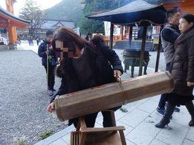 巨大おみくじと那智の滝!和歌山県の熊野那智大社・青岸渡寺
