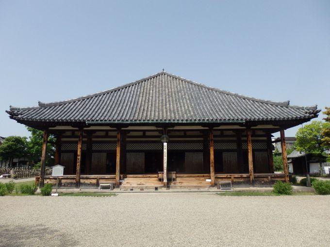 観光に行ったら飛鳥時代の瓦にご注目!世界遺産「元興寺」