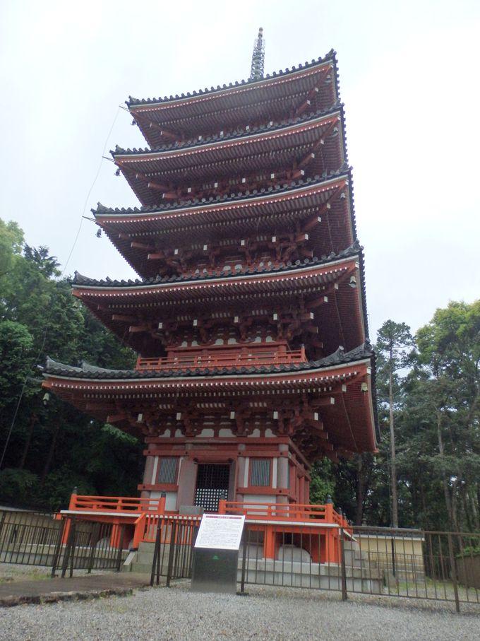 昭和の名建築!五重塔