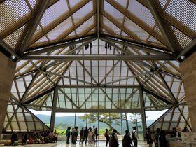 美の桃源郷へ!滋賀屈指の美術館「MIHO MUSEUM」|滋賀県|トラベルjp<たびねす>