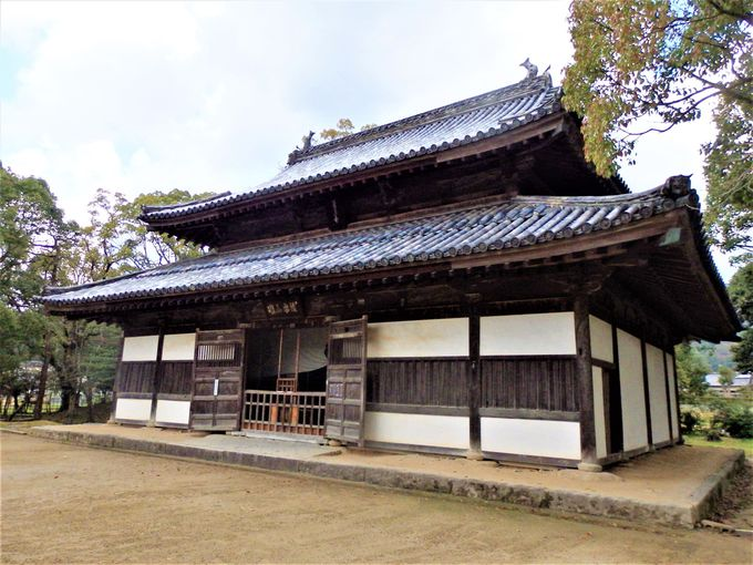 白鳳時代の創建!九州随一の古刹・観世音寺