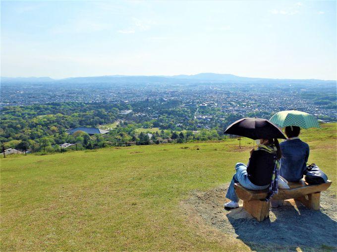絶景かな~!奈良盆地を一望出来る景勝地・若草山に登ろう!