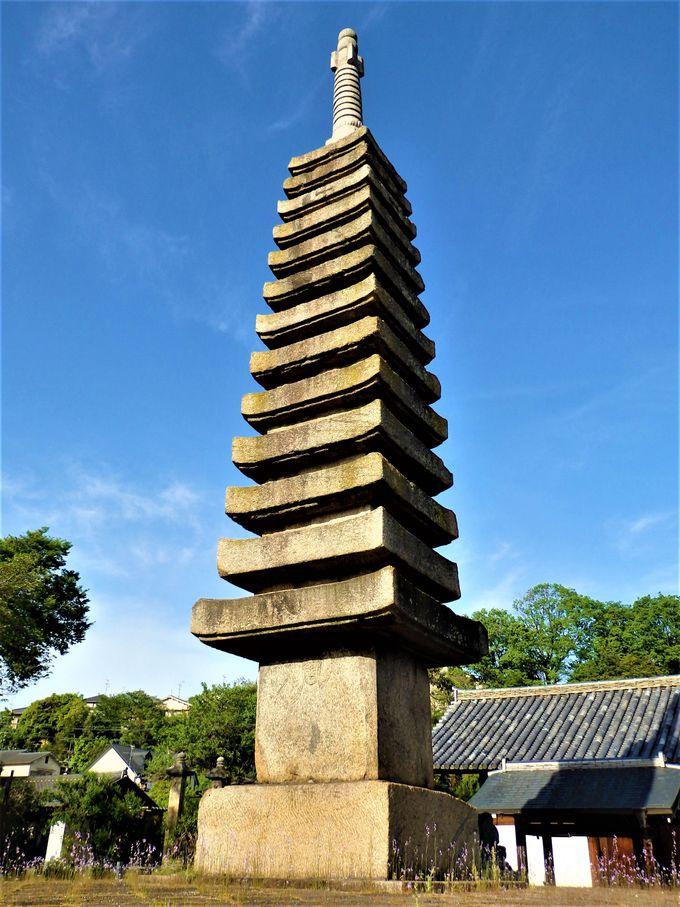 奈良坂の代名詞!国宝の楼門を有する般若寺