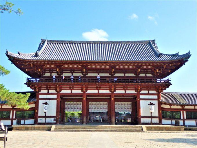毎年8月7日にとりおこなわれる東大寺の恒例行事