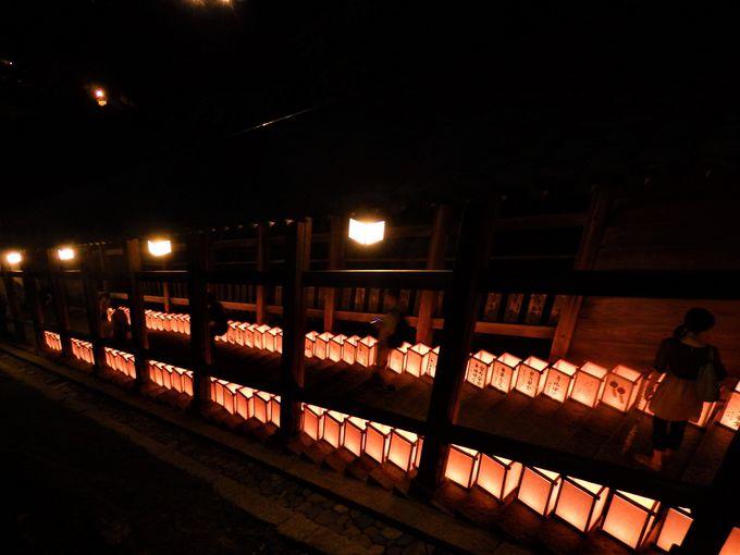 毎年9月17日にいとなまれる東大寺二月堂の「十七夜」