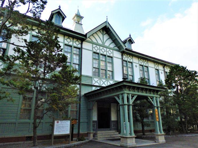 誰でも見学できる「奈良女子大学記念館」