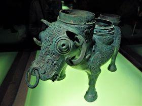 青銅器など文物の宝庫!中国三大博物館の一つ「上海博物館」