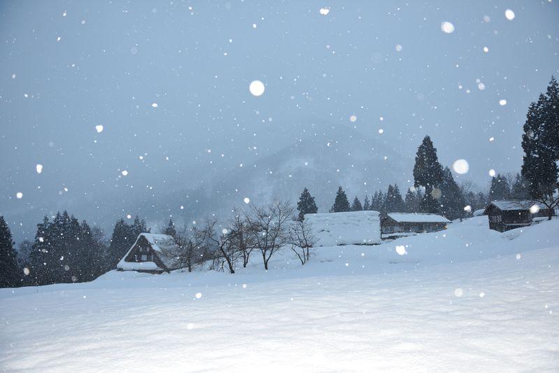 富山・越中五箇山『合掌の宿庄七』で囲炉裏の温もりに癒される!