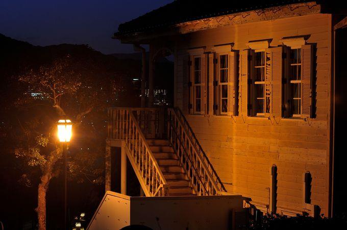 夜景スポットとして訪れたいグラバー園!