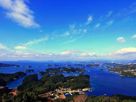 長崎佐世保・旅情を刺激する九十九島眺望スポット3選|長崎県|トラベルjp<たびねす>