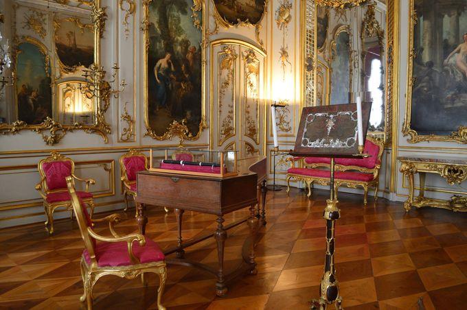 世界遺産サンスーシー宮殿とは