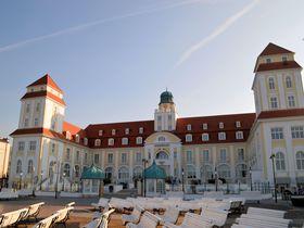 ドイツ・リューゲン島ホテル「クアハウスビンツ」で味わう4つの贅沢