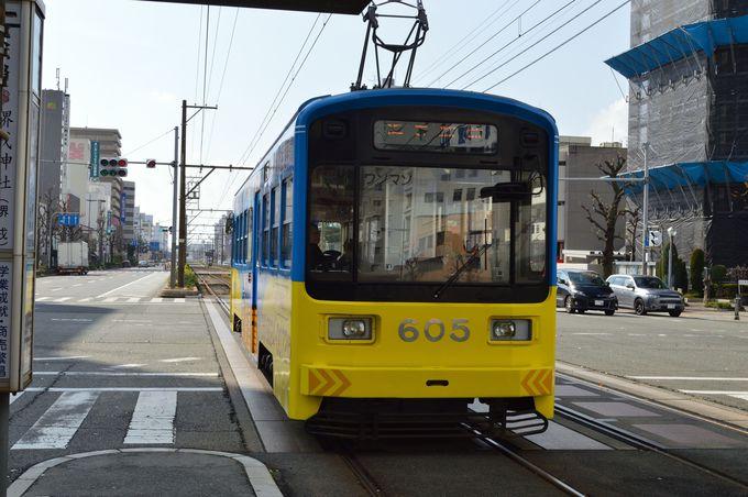 路面電車一日乗り放題切符で大坂あきんどの足跡を辿る旅