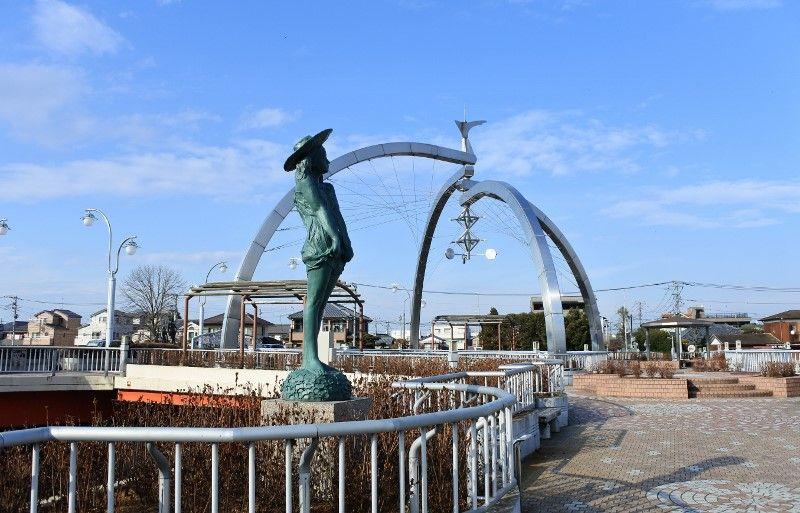 街全体が美術館!歩いて見て楽しむ埼玉県春日部市「アートウォーク」