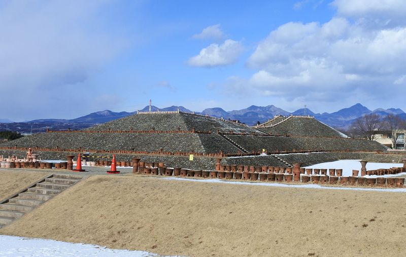 古墳再現度高し!群馬「上毛野はにわの里公園」で古代日本にシンクロ体験