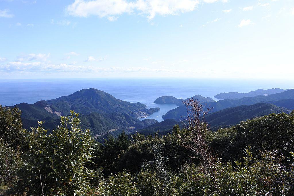 熊野古道「八鬼山」は伊勢路最大の難所にして最高のパノラマ!