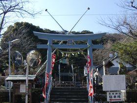 元総理も参拝!開運、女子力アップのパワスポ「走水神社」|神奈川県|トラベルjp<たびねす>
