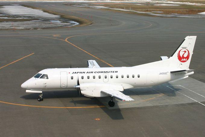 2018年度は新型機就航予定!コウノトリ但馬空港