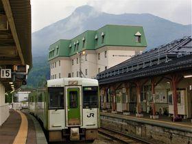 JR大湊駅に隣接!「ホテルフォルクローロ大湊」は下北観光に最適|青森県|トラベルjp<たびねす>