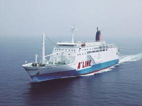 マルエーフェリー「フェリー波之上」に乗って奄美諸島へGO!