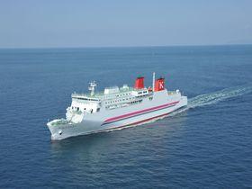 2018年4月に新造船!6月に新航路!シルバーフェリーで北海道へ行こう!