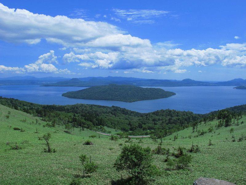 屈斜路湖(北海道)