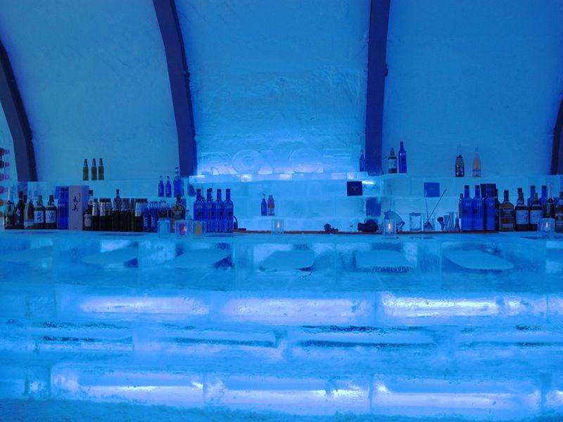 まるで『アナと雪の女王』!当別にある北欧風アイスホテル「アイスヒルズホテル」(北海道)