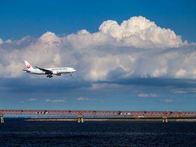 大迫力!間近で飛行機を見るならココ「羽田空港周辺公園」ガイド|東京都|トラベルjp<たびねす>