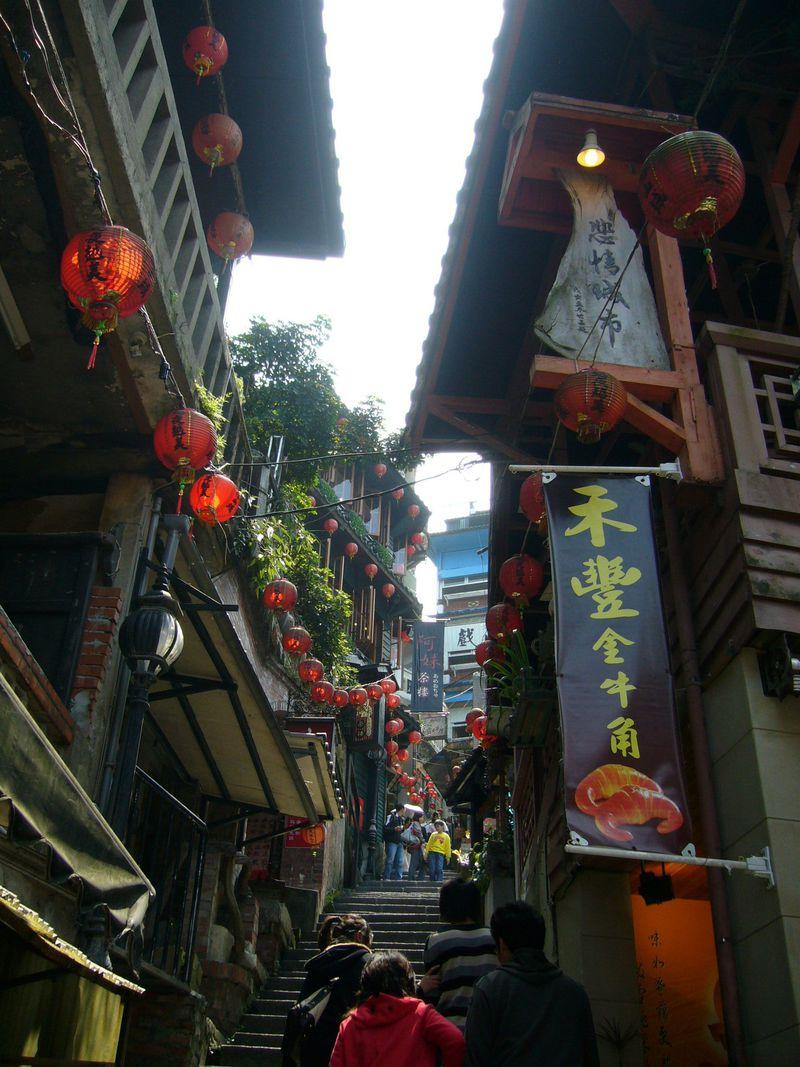 『悲情城市』の舞台・台湾「九フン」〜台湾民族のアイデンティティを見つめる旅
