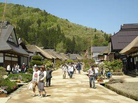 日本人の心の故郷!古き街並みを守り続ける会津「大内宿」|福島県|トラベルjp<たびねす>
